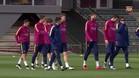 Piqu�, Su�rez, Mascherano e Iniesta se quedan en Barcelona