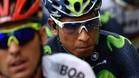Quintana se lament� por haber perdido tanto tiempo respecto a Froome