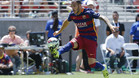 Sandro Ramírez, jugador del FC Barcelona
