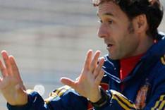 Santi Denia, seleccionador de Espa�a sub'17