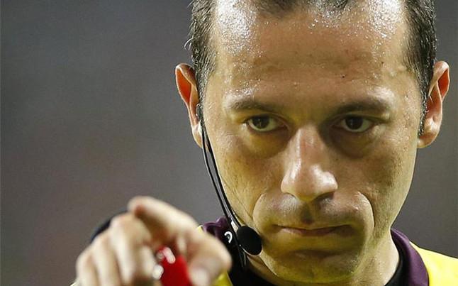 Elección del árbitro del Portugal-España levanta sospecha