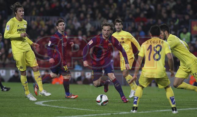 صور : مباراة برشلونة - فياريال 3-1 ( 11-02-2015 ) 1423690198992