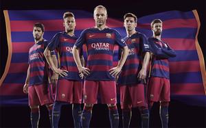 El Barça de rayas verticales será solo un impás en la historia de las camisetas del Barcelona