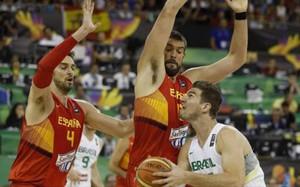 España es una de las dos cabezas de serie del torneo