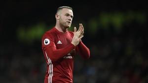 Rooney podría irse a China en los próximos días