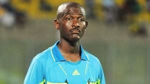 El ghanés Joseph Ordatei Lamptey no arbitrará nunca más