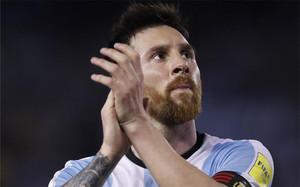 Messi es vital para Argentina