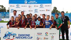 El Reus ganó la Fase catalana de la DNC y luchará por el título nacional