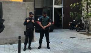 La policía ha realizado una tercera detención