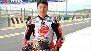 Nakagami, a MotoGP con LCR Honda