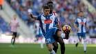 Aarón seguirá en el Espanyol, el asegura que el Barcelona no ha presentado oferta
