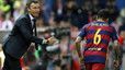 The reasons Dani Alves will say goodbye to Barcelona