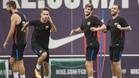 Piqué y Paulinho, cara y cruz de la primera convocatoria liguera de Valverde