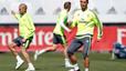 Cristiano is back! Ronaldo trains ahead of Man City clash