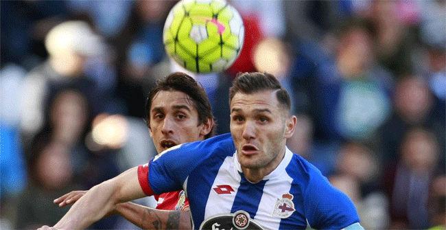 Deportivo, 0 - Getafe, 2