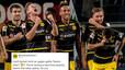 Borussia Dortmund tease Madrid on Twitter ahead of Champions League clash