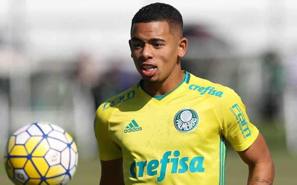 Real madrid are trying to hijack bar a 39 s move for gabriel for Gabriel jesus squadre attuali
