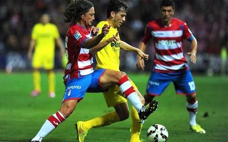 Granada y Villarreal se quedaron sin marcar