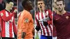 Cuatro hombres ponen a prueba al Madrid de Zidane