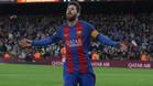 Messi, cada vez más cerca del doblete de Pichichi y Bota de Oro