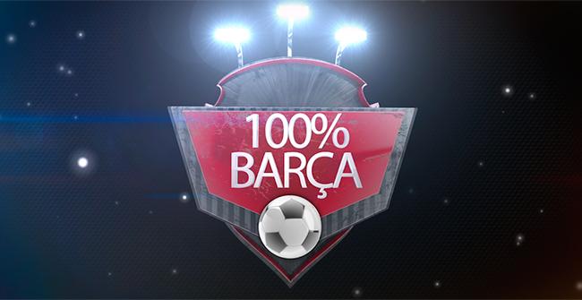 Luis Enrique, protagonista del debate del '100% Bar�a'