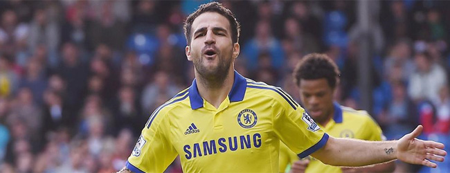 Mourinho quiere a Cesc de capit�n
