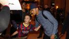 El d�a que Neymar escribi� '�Hala Madrid!' en un mensaje