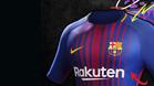 OFICIAL: El Barça presenta la nueva equipación 2017/2018