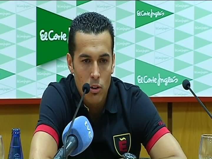 """Pedro: """"Tito hizo muchas veces de primer entrenador cuando era el segundo de Pep"""""""