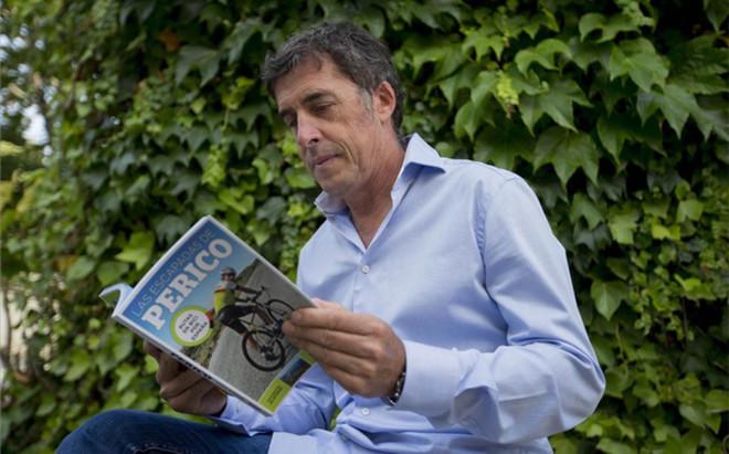 Perico Delgado, leyenda del ciclismo espa�ol