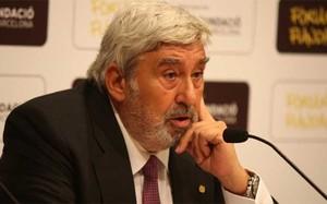 Jaume Llauradó, presidente del Fòrum Samitier