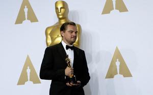 Leonardo DiCapio, ganador del Óscar a mejor actor