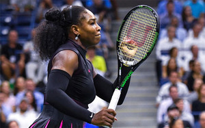 Serena Williams sigue con paso firme en el US Open 2016