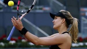 Eugenie Bouchard lo tiene prácticamente imposible para estar en Roland Garros