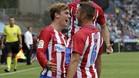 Koke le recuerda a Griezmann que en el Atlético también se ganan títulos