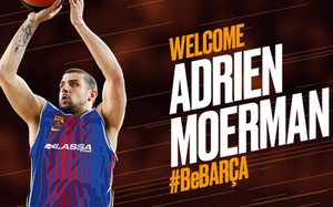 Moerman, nuevo jugador del FC Barcelona Lassa