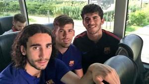 El Barça B viaja hacia Soria