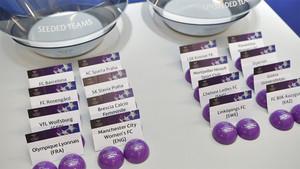El Barça ya conoce su rival en la Champions femenina