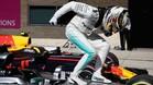 Hamilton dejó el Mundial visto para sentencia en Austin