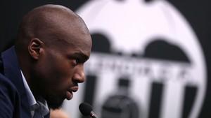 Kondogbia se pierde la llave ante el Zaragoza por sanción del 2013