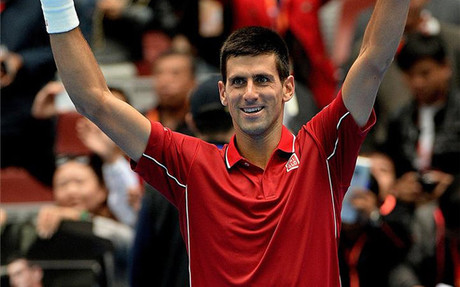 Djokovic comienza su nueva aventura familiar