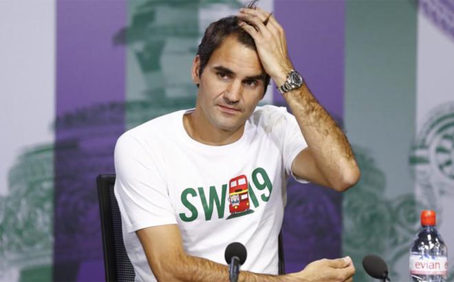 """Federer: """"Sabía que estaría bien para poder jugar en Wimbledon"""""""