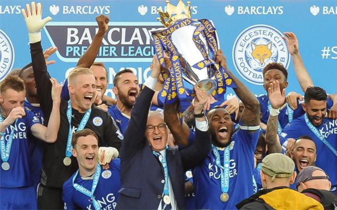 El Leicester gan� la Premier League