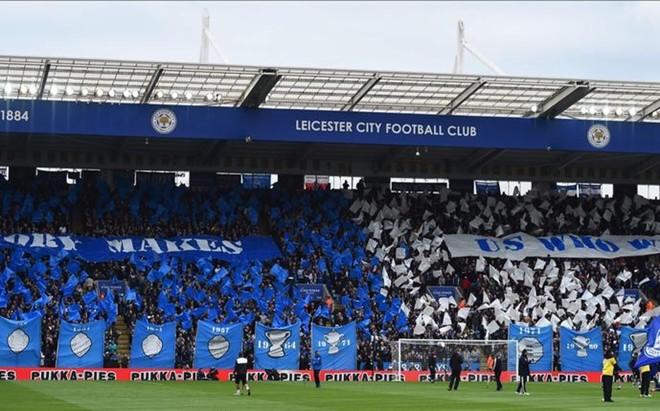 Los hinchas del Leicester ya abrazan el sue�o de la conquista de la Premier