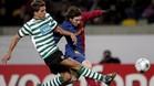 Quedan cinco supervivientes de los anteriores duelos entre el Barcelona y el Sporting de Portugal