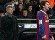 Mourinho se funde en elogios hacia Leo Messi