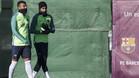 Las intimidades del vestuario del Barça a través del WhatsApp