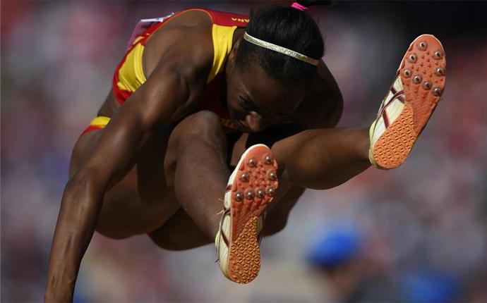 Ruth Ndoumbe, a las puertas del podio