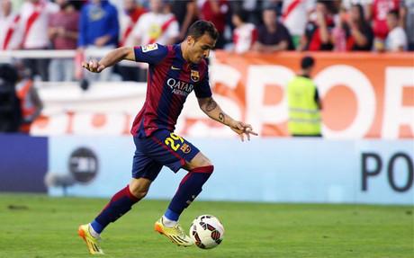 Sandro Ram�rez formar� de nuevo en la punta de ataque del filial