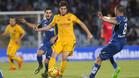 Sergi Roberto vuelve a la titularidad en el Levante - Bar�a